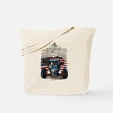 Hot Rod Invasion Tote Bag