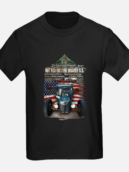 Hot Rod Invasion T-Shirt