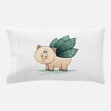 Cute Flying pig Pillow Case