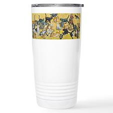 Cute Tiger lover Travel Mug