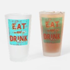 Cute Food and drink Drinking Glass