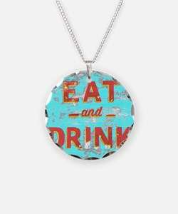 Cute Food and drink Necklace