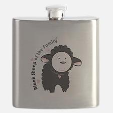Black Sheep Flask