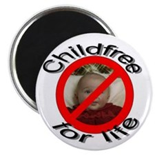Childfree Magnet
