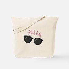 Stylish Lady Tote Bag