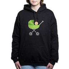 Baby Buggy Women's Hooded Sweatshirt