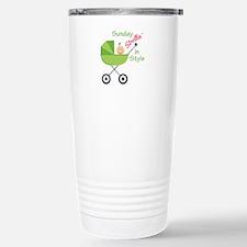 Strollin In Style Travel Mug
