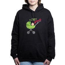 My Wheels Women's Hooded Sweatshirt