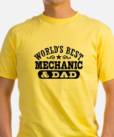 World's Best Mechanic and Dad T