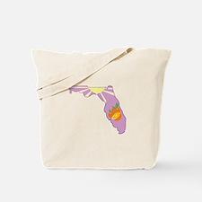 Sunshine Florida Tote Bag