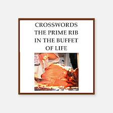 crosswords Sticker