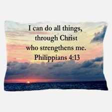 PHILIPPIANS 4:13 Pillow Case