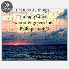 PHILIPPIANS 4:13 Puzzle