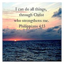 PHILIPPIANS 4:13 Invitations