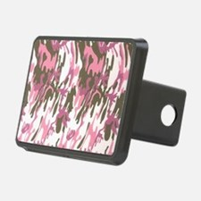 Pink Army Camouflage Hitch Cover