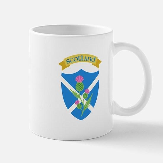 Scotland Mugs