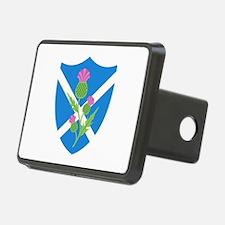 Scottish Shield Hitch Cover