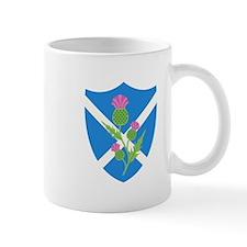 Scottish Shield Mugs