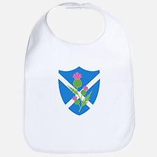 Scottish Shield Bib