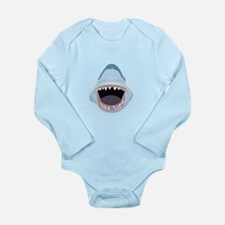 Shark Attack Body Suit