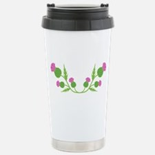 Scottish Thistle Travel Mug