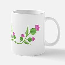 Scottish Thistle Mugs