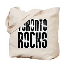 Toronto Rocks Tote Bag