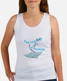 You're A Ray Of Sunshine Tank Top