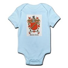 Shannon Family Coat of Arms Infant Creeper
