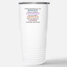ALWAYS REMEMBER, YOU AR Travel Mug