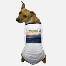 MATTHEW 11:28 Dog T-Shirt