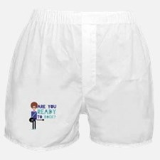 Are You Raedy To Rock? Boxer Shorts