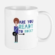 Are You Raedy To Rock? Mugs