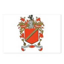 Shannon Family Coat of Arms Postcards (Package of