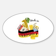 Made In Germany Decal