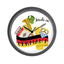 Made In Germany Wall Clock
