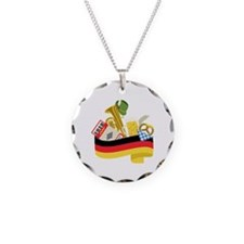 Germany country Necklace