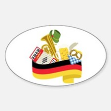 Germany country Decal