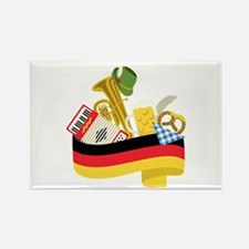 Germany country Magnets