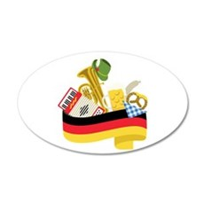 Germany country Wall Decal