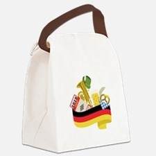 Germany country Canvas Lunch Bag