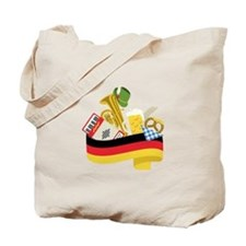 Germany country Tote Bag