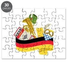 Germany country Puzzle