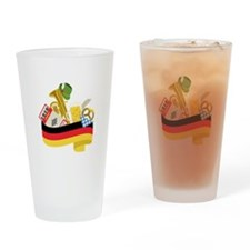 Germany country Drinking Glass