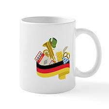 Germany country Mugs