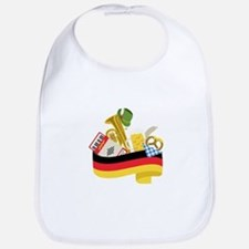 Germany country Bib