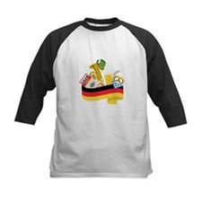 Germany country Baseball Jersey