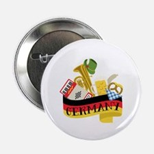 """Germany 2.25"""" Button (100 pack)"""