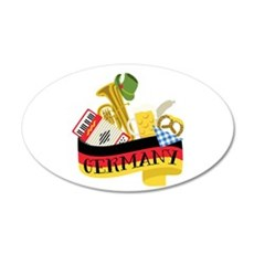 Germany Wall Decal