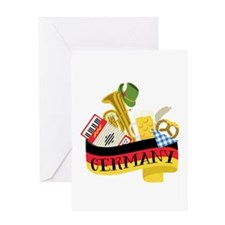 Germany Greeting Cards
